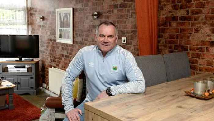 'I do things the Linfield way': Glenn Ferguson on his legendary playing career and sour end to managerial stint at Ballymena United