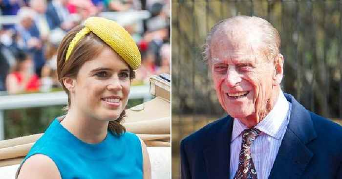 'We All Miss You': Princess Eugenie Shares Tribute To Late 'Grandpa' Prince Philip