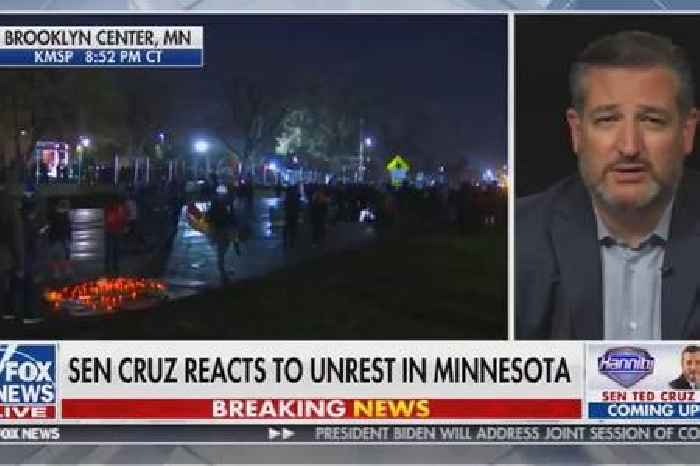 Ted Cruz on the Killing of Daunte Wright: 'There Are Accidents That Occur' (Video)
