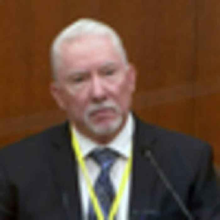 George Floyd trial: Expert testifies ex-cop Derek Chauvin was justified in pinning Floyd to pavement