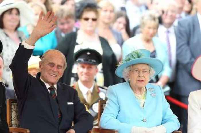 The Queen's response to public reaction to Prince Philip's death