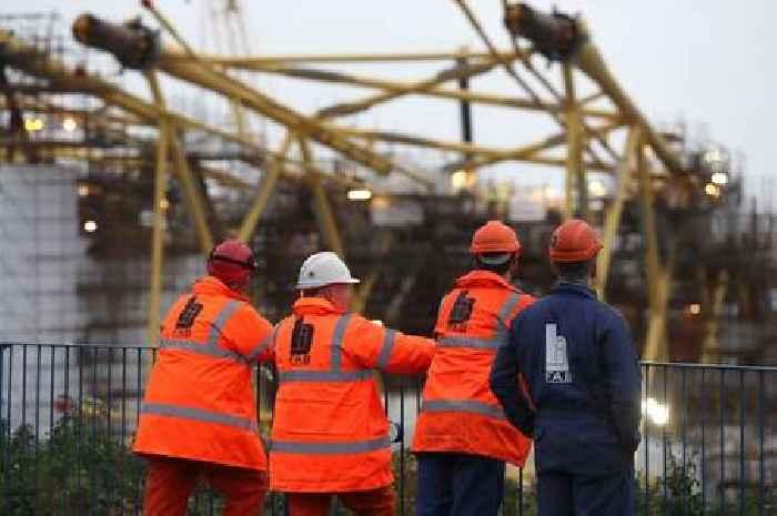 BiFab yard joy as 300 jobs to be created for wind turbine foundation works