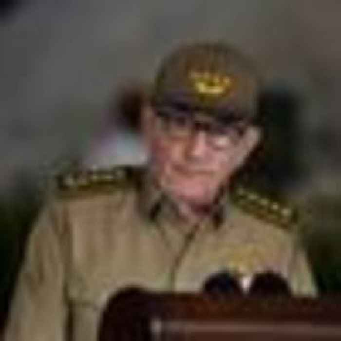 Raul Castro announces retirement as head of Cuba's Communist Party, 10 years after succeeding Fidel