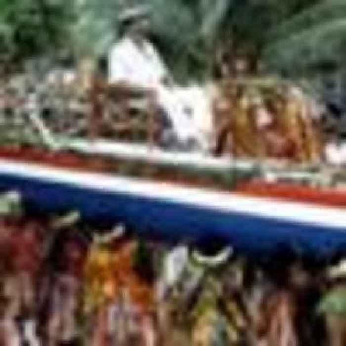 Tuvalu to Balmoral - royal photographer reveals his favourite photos of Prince Philip