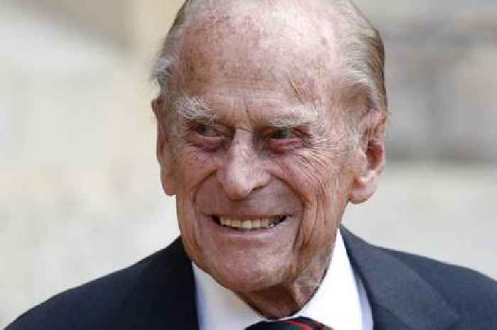 Updates from the funeral of Prince Philip, Duke of Edinburgh