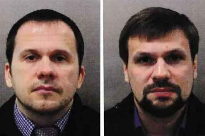 Salisbury poisoning suspects 'linked to Czech blast'