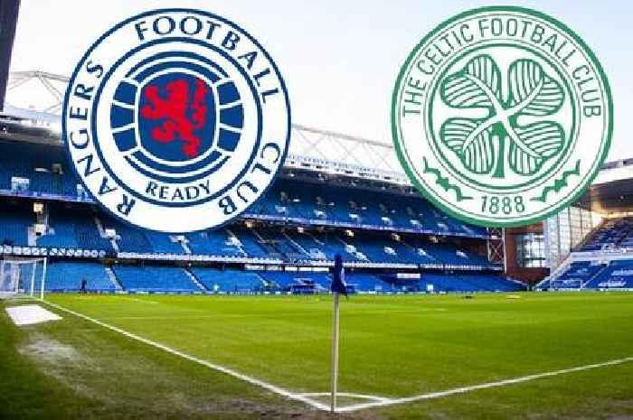 Rangers vs Celtic – LIVE updates