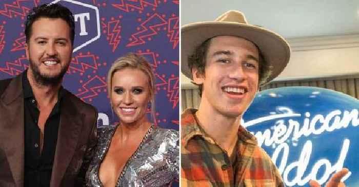Luke Bryan's Wife Debunks Rumors That 'American Idol' Dropout Wyatt Pike Was In A 'Fight' With Bryan