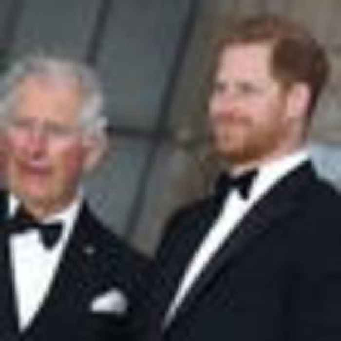 Prince Harry's 'deeply personal letter' to 'hurt' Charles ahead of Prince Philip's funeral