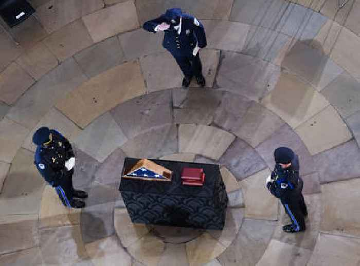 US Capitol Officer Brian Sicknick's Death Due to Natural Causes, According to DC Medical Examiner
