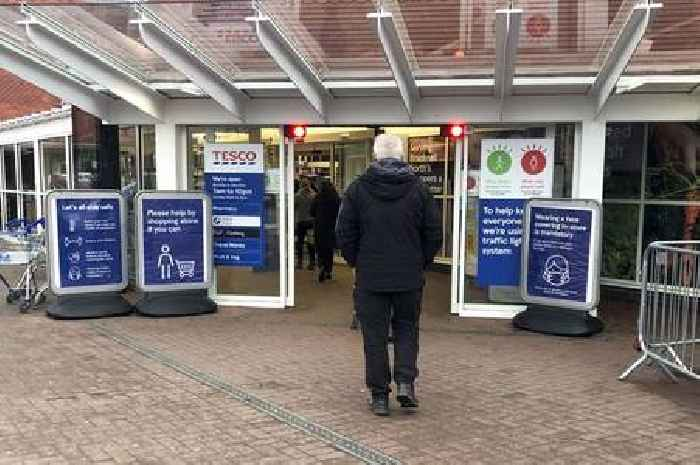 Tesco fined £7.56million for selling out of date food