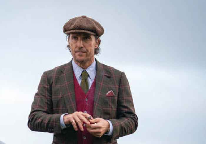 Actor Matthew McConaughey beats incumbent for Texas governorship - poll