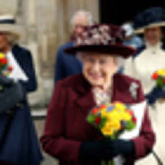 Queen enters 'twilight' of reign after farewell to Prince Philip