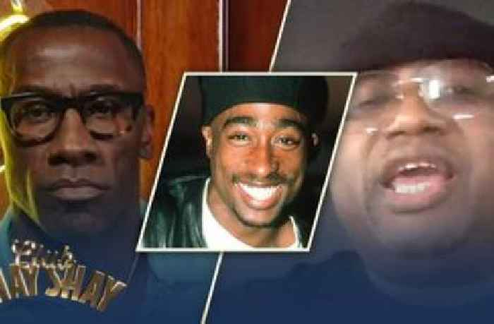E-40 says Tupac Shakur was ahead of his time   EPISODE 25   CLUB SHAY SHAY