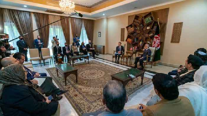 Biden Administration Seeking $300 Million In Aid To Afghanistan