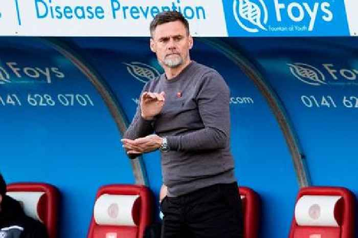 'We've been second-best all season, we weren't today' says Motherwell boss