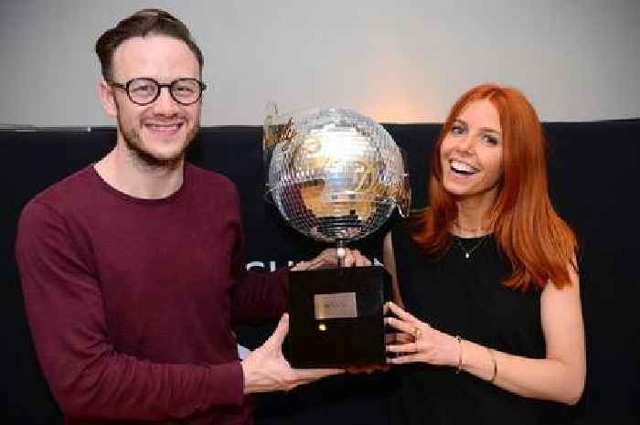 Stacey Dooley says she won't marry Kevin Clifton
