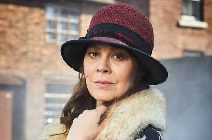 Helen McCrory almost turned down Peaky Blinders role due to Scottish roots