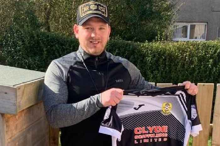 Wishaw boss signs up host of players for West of Scotland League next season
