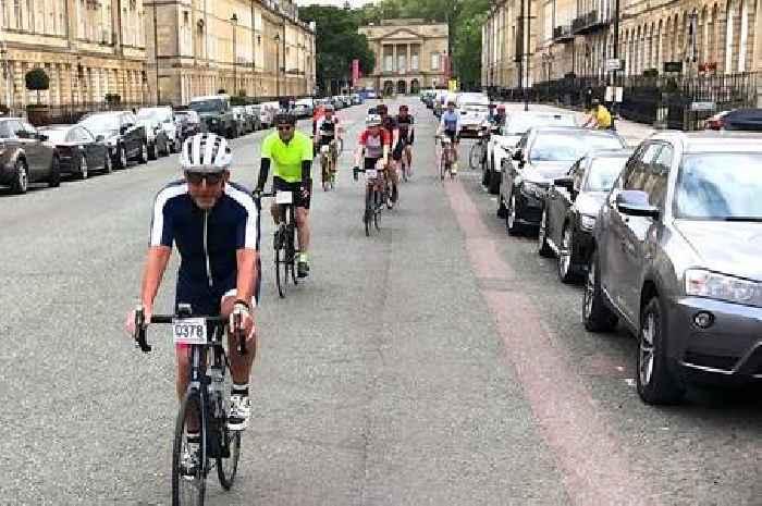Huge cycling festival Bike Bath to return to city
