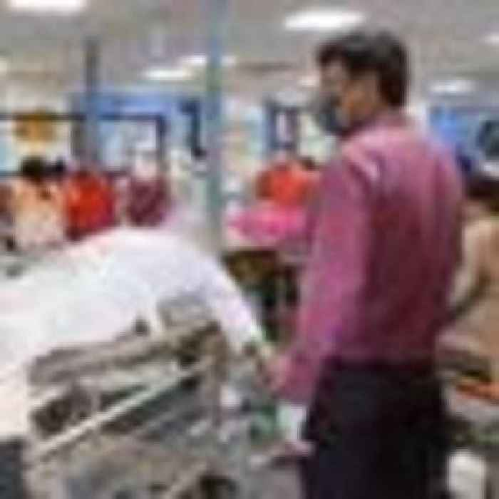 People dying on pavement as COVID stretches India's healthcare system to limit
