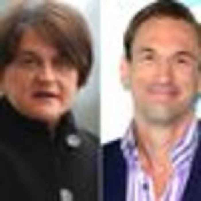 Celebrity doctor being sued by Arlene Foster tells court he has 'mental health problems'
