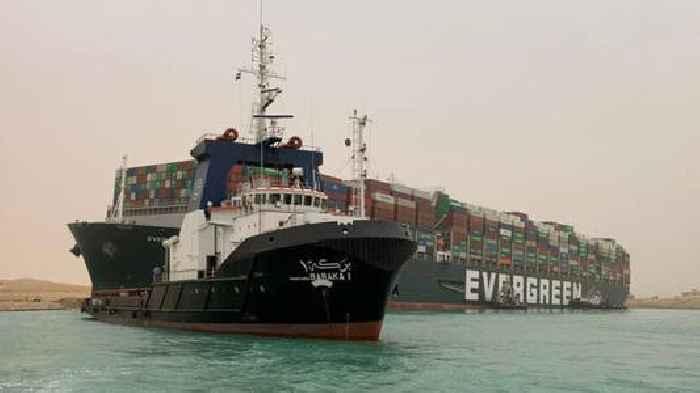 China Transit Risks Eyed After Suez Canal Jam – Analysis