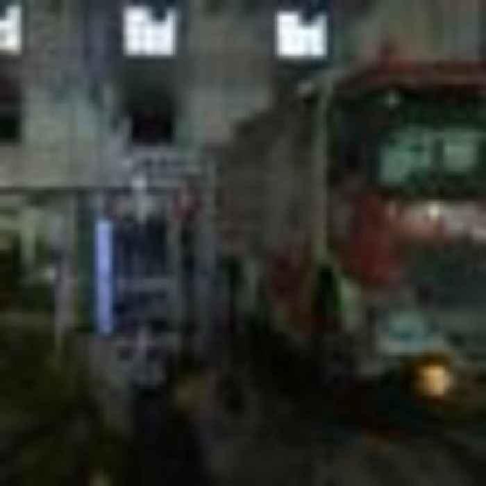 Fire kills dozens of COVID-19 patients in Iraqi hospital