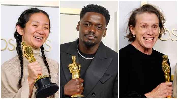 Oscars 2021: What's Next for Chloe Zhao, Daniel Kaluuya and Other Top Winners