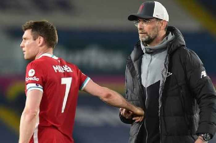 """Liverpool struggles """"much more"""" than a blip and Klopp needs to make changes"""