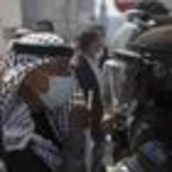 Israel rejects 'preposterous' report claiming it's committing 'crimes against humanity'