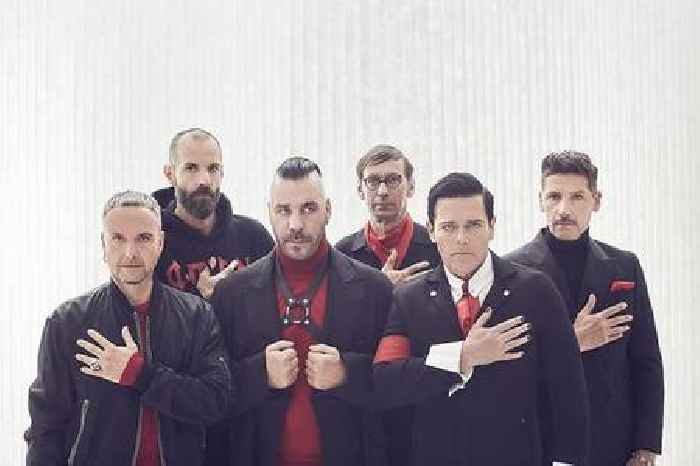 Russian Activist Faces Jail Sentence For Posting A Rammstein Video