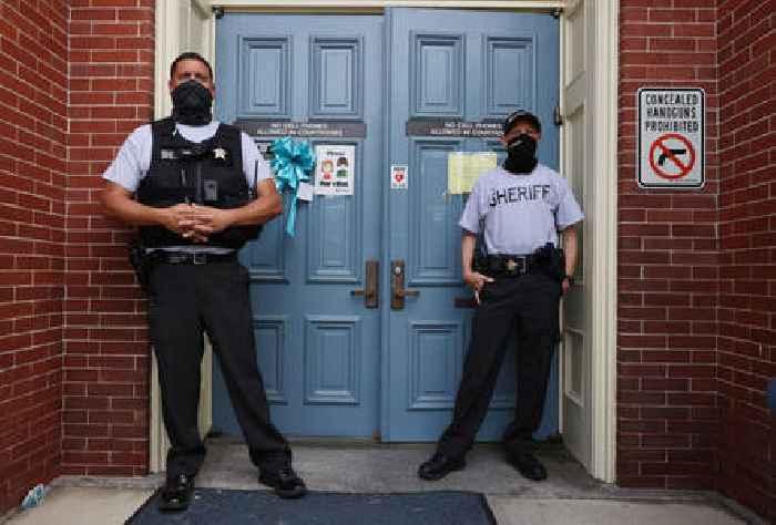 Two North Carolina Sheriff Deputies Shot While Doing Wellness Check