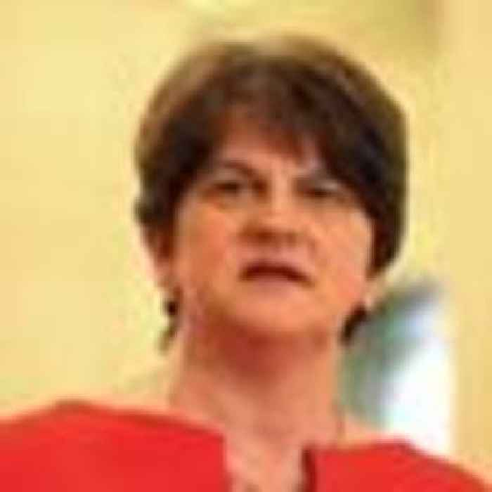 Arlene Foster to step down as DUP leader and Northern Ireland's first minister, she tells Sky News