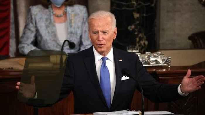 OK, Which Congressperson Forgot to Mute Their Phone During Biden's Speech? (Video)