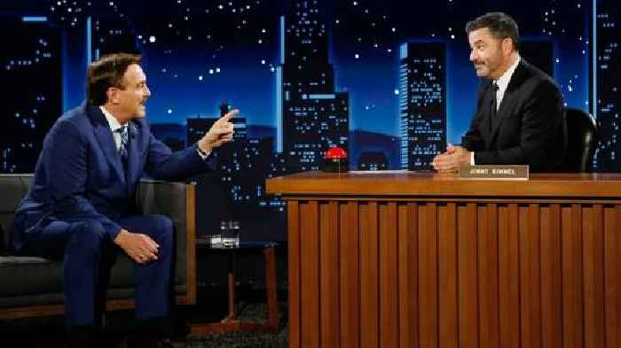 You Won't Believe How Many Times Jimmy Kimmel Brought Up Mike Lindell's Prior Crack Addiction (Video)