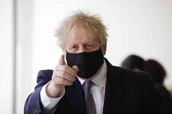 Boris Johnson says 'nothing to see here' over Downing Street refurbishment probe