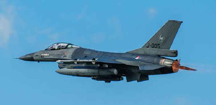 Indonesia Wants F-35s, US Offers Latest F-16 Viper Instead