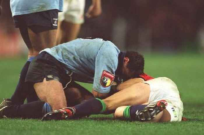Lions tour was rocked by most vicious assault professional rugby has seen