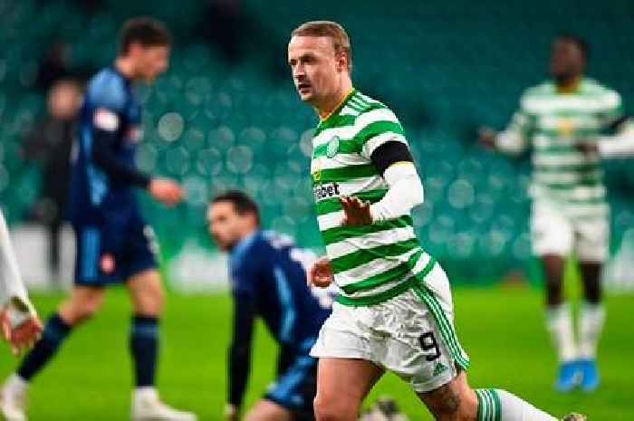 Leigh Griffiths to get Celtic 'prove himself' shot with Eddie Howe closing in