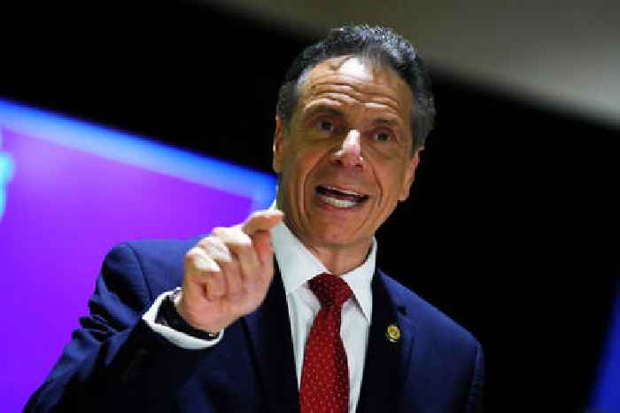 Andrew Cuomo Slams Mayor Bill de Blasio's Plans to Fully Reopen New York by July 1