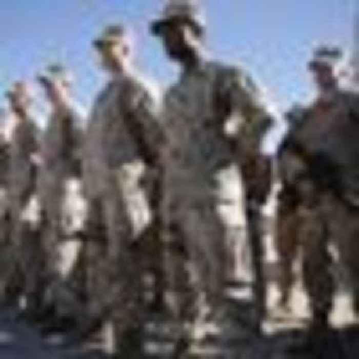 US begins final phase of troop withdrawal from Afghanistan