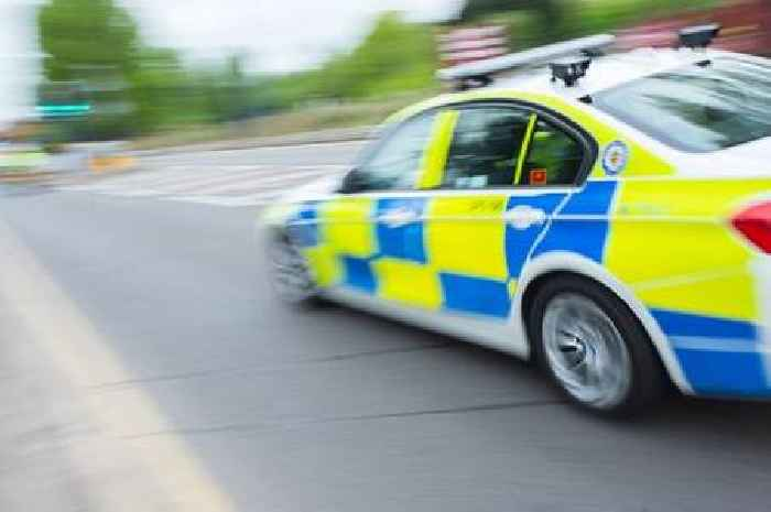 Sutton Coldfield man arrested after double stabbing