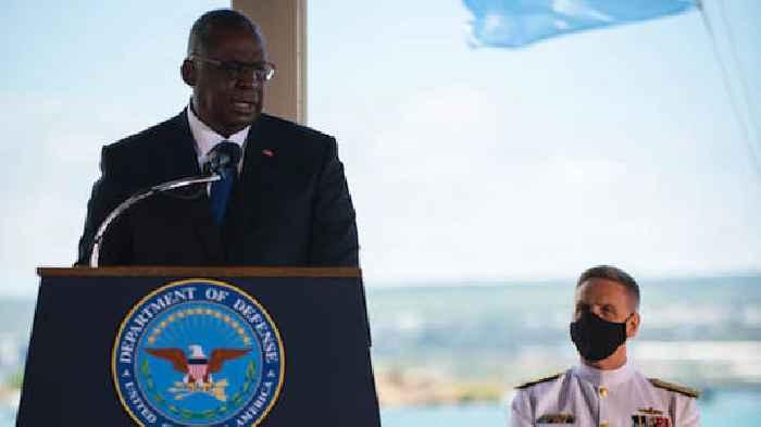Defense Secretary Austin Says 'Integrated Deterrence' Is Cornerstone Of US Defense