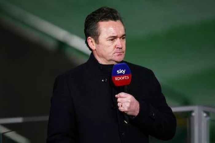 Andy Walker in Rangers and Celtic mystery as Sky Sports pundit absent