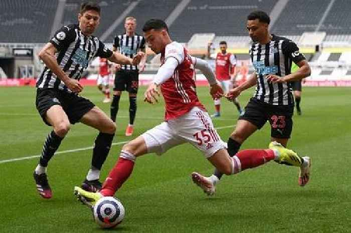 Arsenal player ratings vs Newcastle as Martinelli, Bellerin and Luiz impress