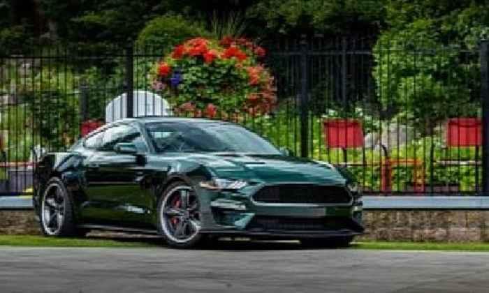2019 Ford Mustang Bullitt Steeda Steve McQueen Edition VIN 001 Is Up for Grabs