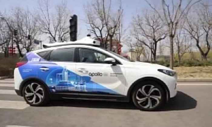 Baidu Launches Self-Driving Robotaxi Service, Ready for the 2022 Winter Olympics