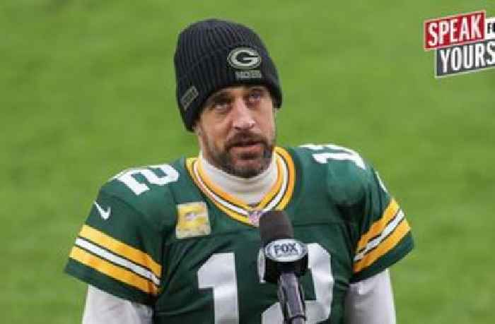 """Marcellus Wiley: Aaron Rodgers' bluff to retire is nothing more than an """"empty threat"""" 