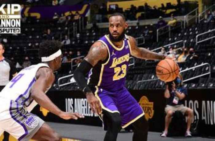 """""""The Lakers are in real trouble"""" — Shannon Sharpe on LeBron James' return 